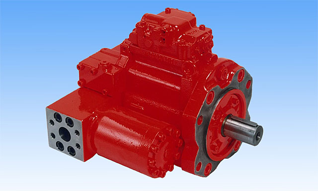 Axial Piston Pumps (Swash Plate) K3VG series