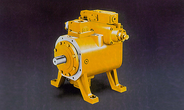 Axial Piston Pumps (Bent Axis) LX (V) / LZ (V) series