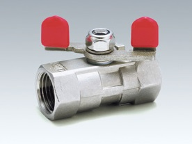 Reduced Bore Wing Handle Ball Valve equivalent of Type 600 Type 304