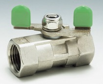 Reduced Bore Wing Handle Ball Valve equivalent of Type 600 Type 316