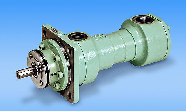 Kawasaki - Screw Pump