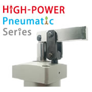 High-Power Pneumatic Link Clamp WCE