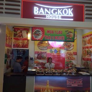 Thi công lắp đặt máy chấm công tại Bangkok House