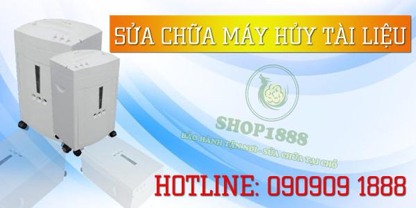 Dịch vụ sửa chữa máy hủy giấy giá rẻ tại Quận Gò Vấp
