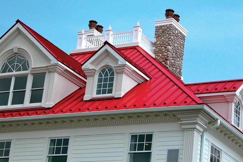 Tôn cách nhiệt  Vật liệu cần đầu tư khi xây nhà