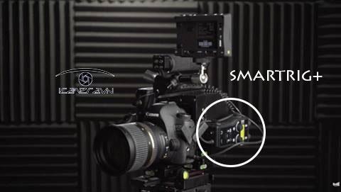 SmartRig+ Saramonic Thiết bị kết nối Mic/Guitar 2 cổng Input với máy ảnh, máy quay, smartphone Android, iOS