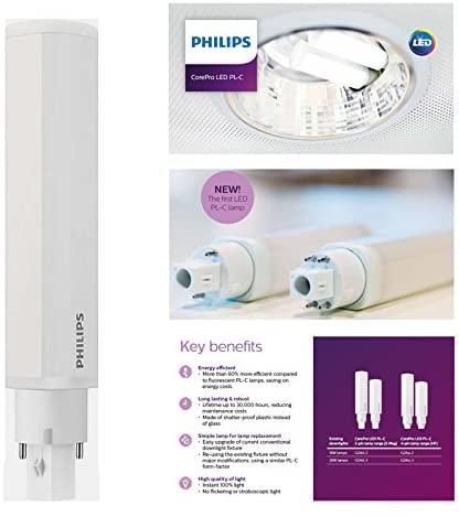 Bóng PLC LED 2 Pin thay thế cho PLC huỳnh quang 26w