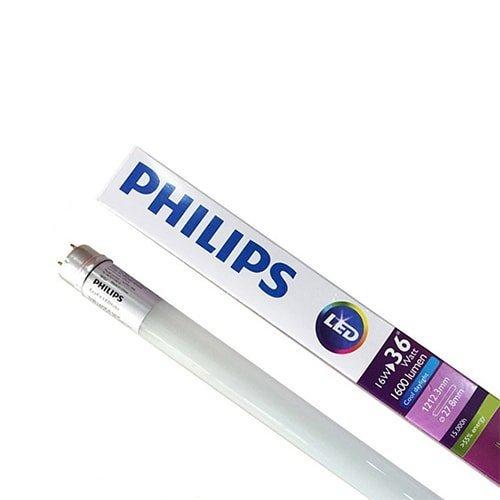 bóng đèn tuýp led Philips T8 hiệu suất cao thay thế cho bóng huỳnh quang truyền thống