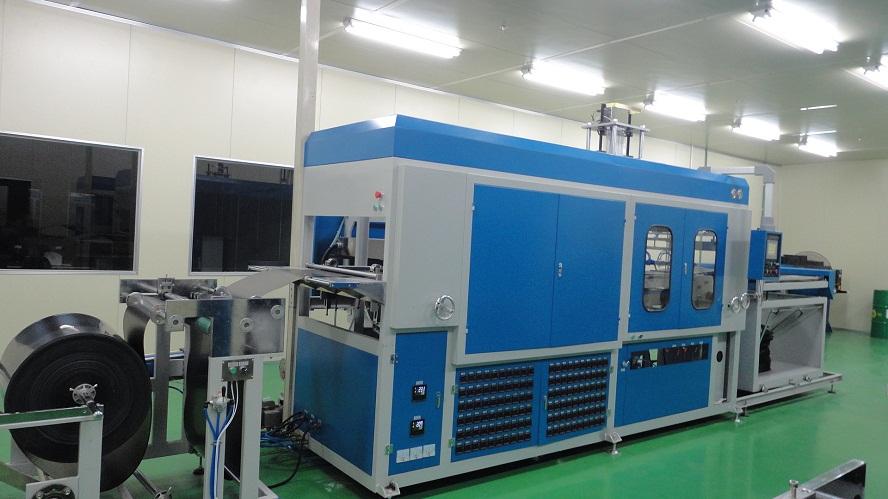 máy hút định hình BC700-1200A