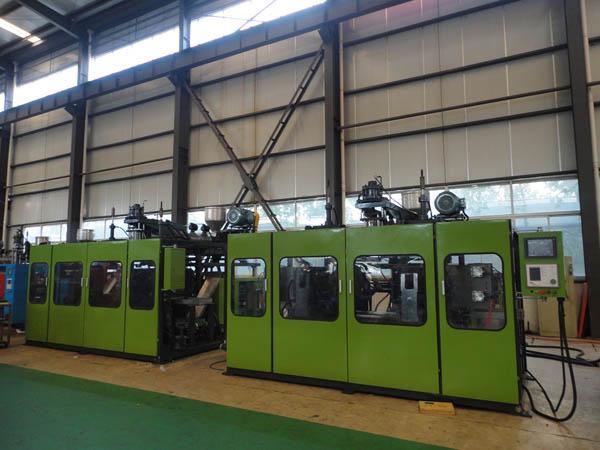 Máy Thổi Can 15L Châu Âu - FT150R - 15L High Speed Blow Molding Machine