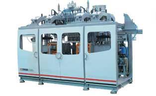 Máy Thổi Chai Toàn Tự Động 5L - FC - 5L Fully Automatic Blow Molding Machine