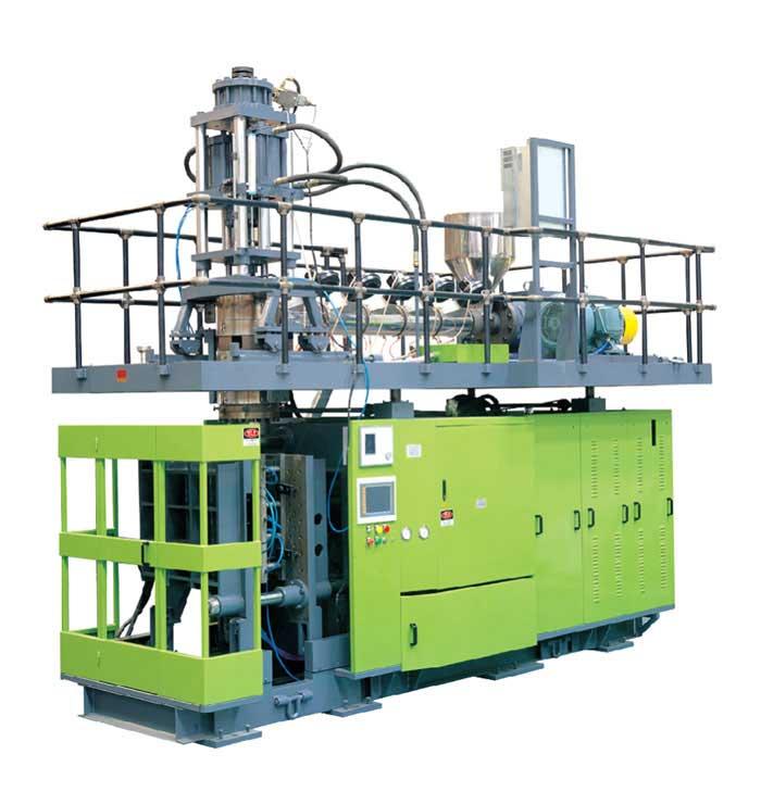 Máy Thổi 50L - HC90 - 50L Blow Molding Machine