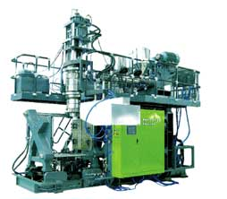 Máy Thổi 120L - HC100 - 120L Extrusion Blow Molding Machine