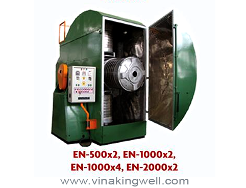Máy sản xuất bồn nhựa 500L-2000L