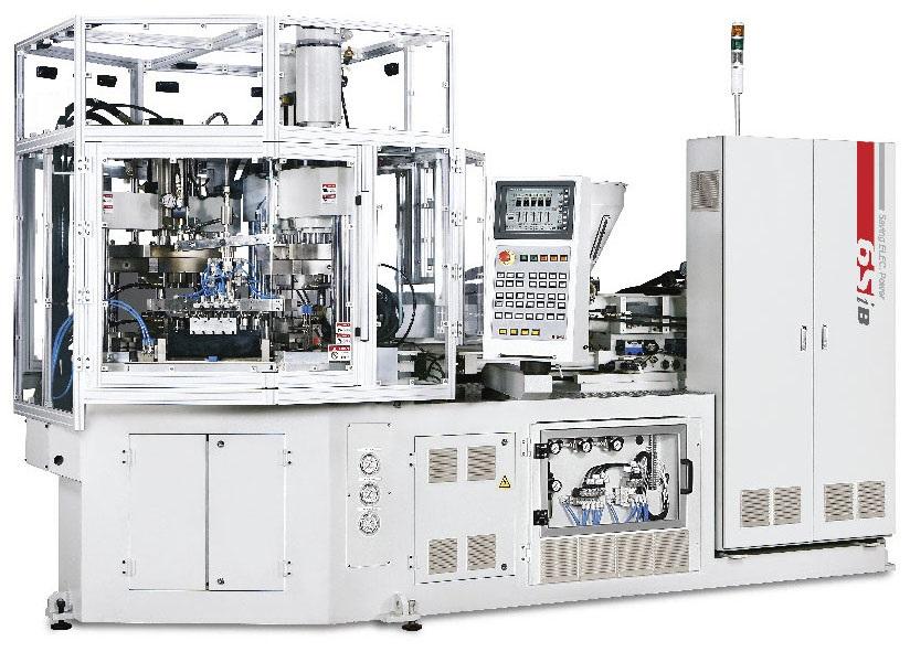 Máy ép thổi IBM 65 3 Trạm  Đài Loan