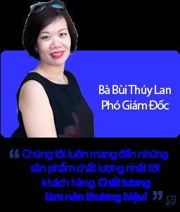 Bà Bùi Thúy Lan