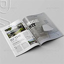 Graphicriver Magazine Mock-Up V2 9250783