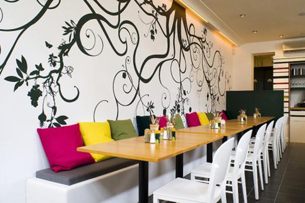 Thiết Kế Nội Thất Bar - Cafe a3