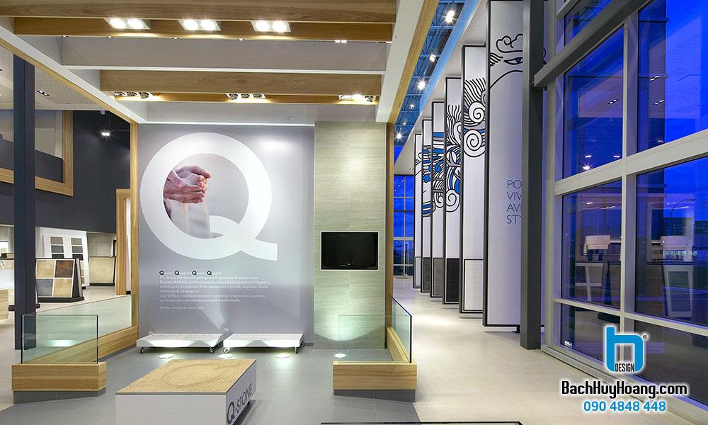 Thiết Kế Nội Thất Showroom s19