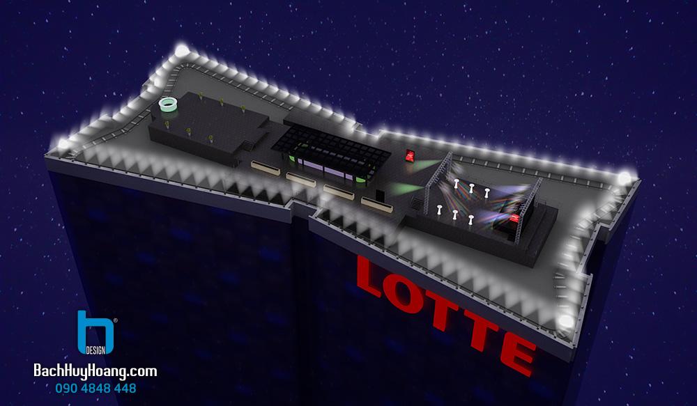 Budweiser Made For Music - Lotte Hanoi