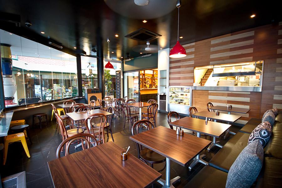 Thiết Kế Nội Thất Bar - Cafe a10
