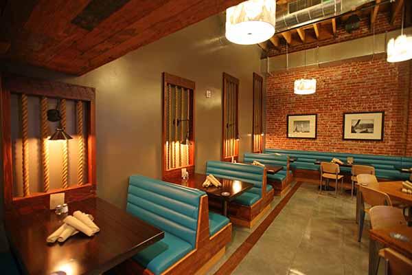 Thiết Kế Nội Thất Bar - Cafe a9