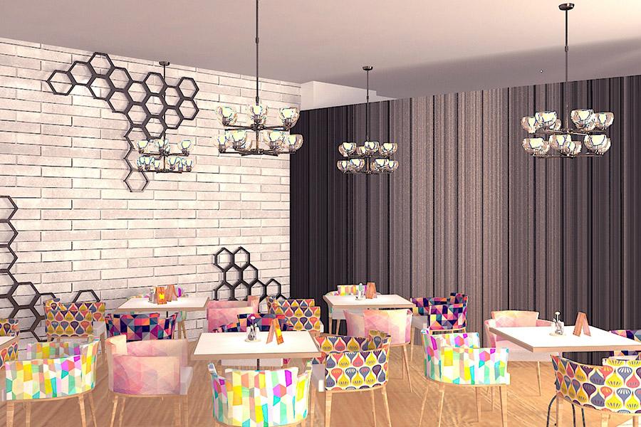 Thiết Kế Nội Thất Bar - Cafe a13