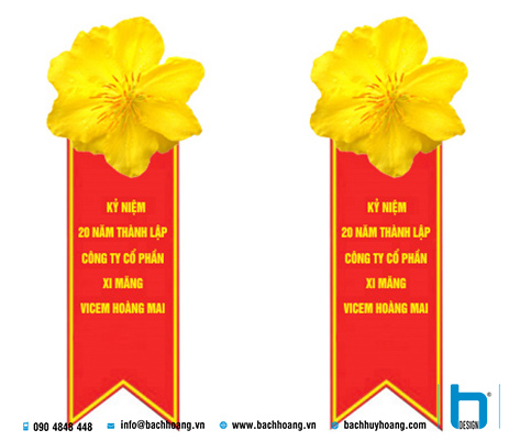 Lễ Kỷ Niệm 20 Năm Thành Lập Công Ty Xi Măng Vicem Hoàng Mai