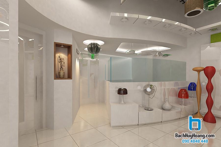 Thiết Kế Nội Thất Showroom s10