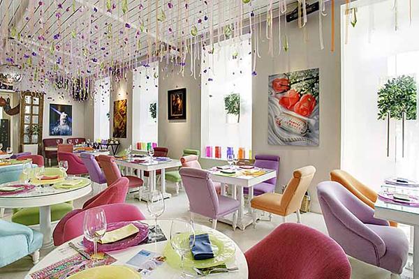 Thiết Kế Nội Thất Bar - Cafe a1
