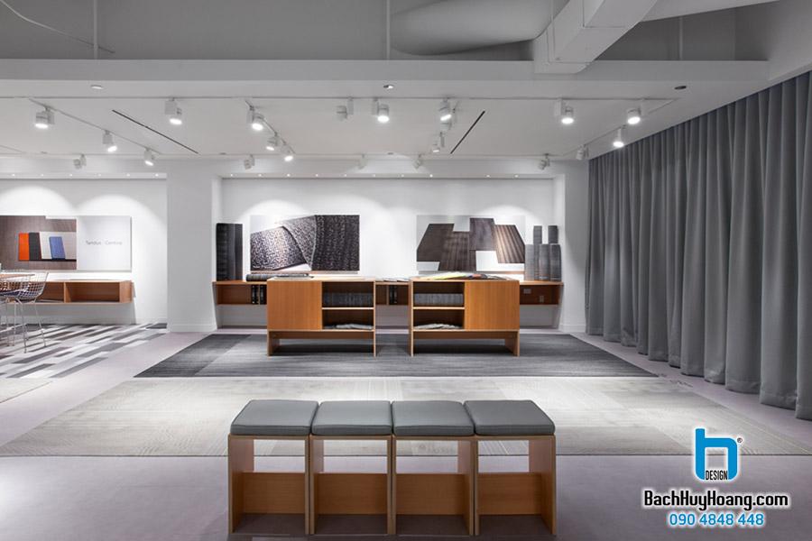 Thiết Kế Nội Thất Showroom s12
