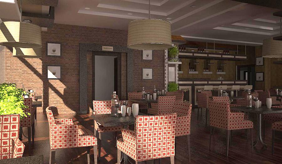 Thiết Kế Nội Thất Bar - Cafe a19
