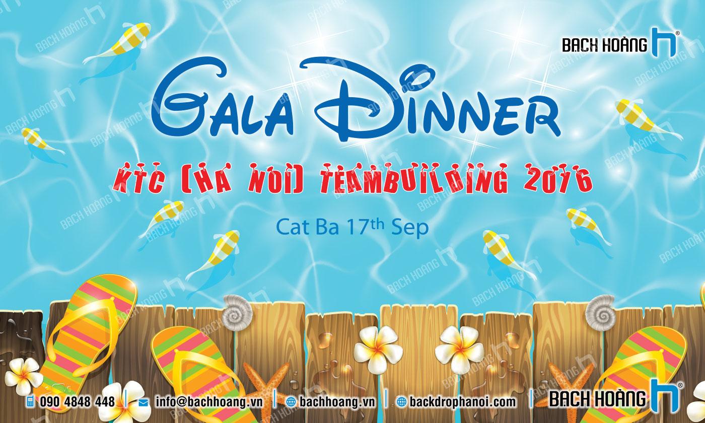 Thiết Kế Backdrop - Phông Gala Dinner - Team Building mẫu 07