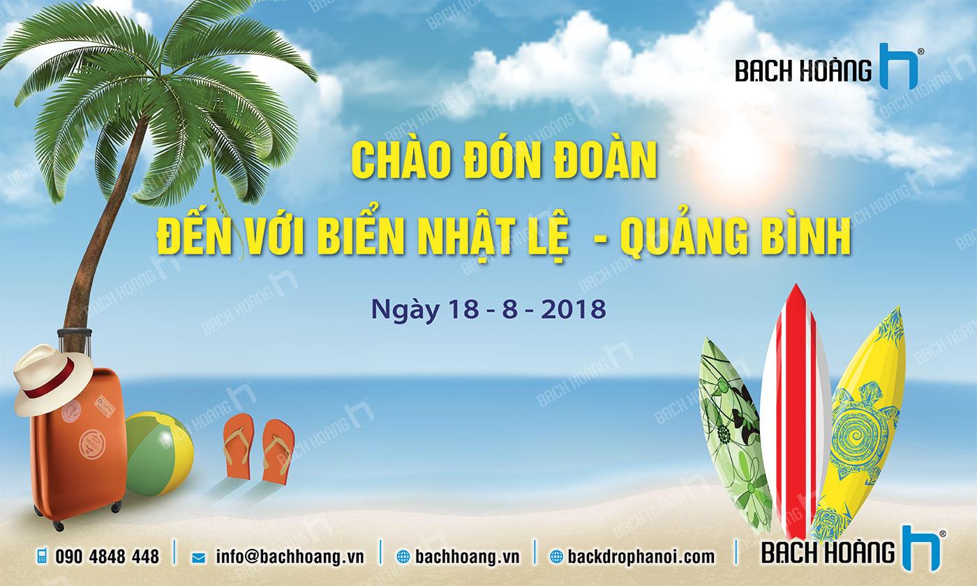 Thiết Kế Backdrop - Phông Gala Dinner - Team Building mẫu 60