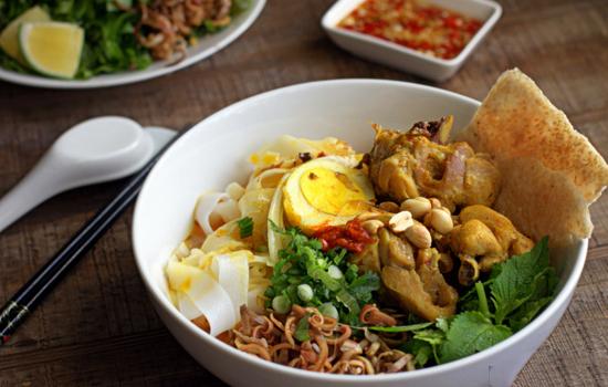 Quán Mỹ - Bún & Mì Quảng - 113 Trần Xuân Lê, P. Hòa Khê,
