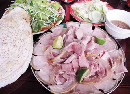 Bê Thui Cầu Mống Quế Sơn - 23 Nguyễn Tri Phương, P. Thạc Gián,