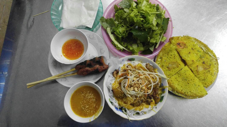 Bánh Xèo & Nem Lụi - K130/2 Điện Biên Phủ, Quận Thanh Khê