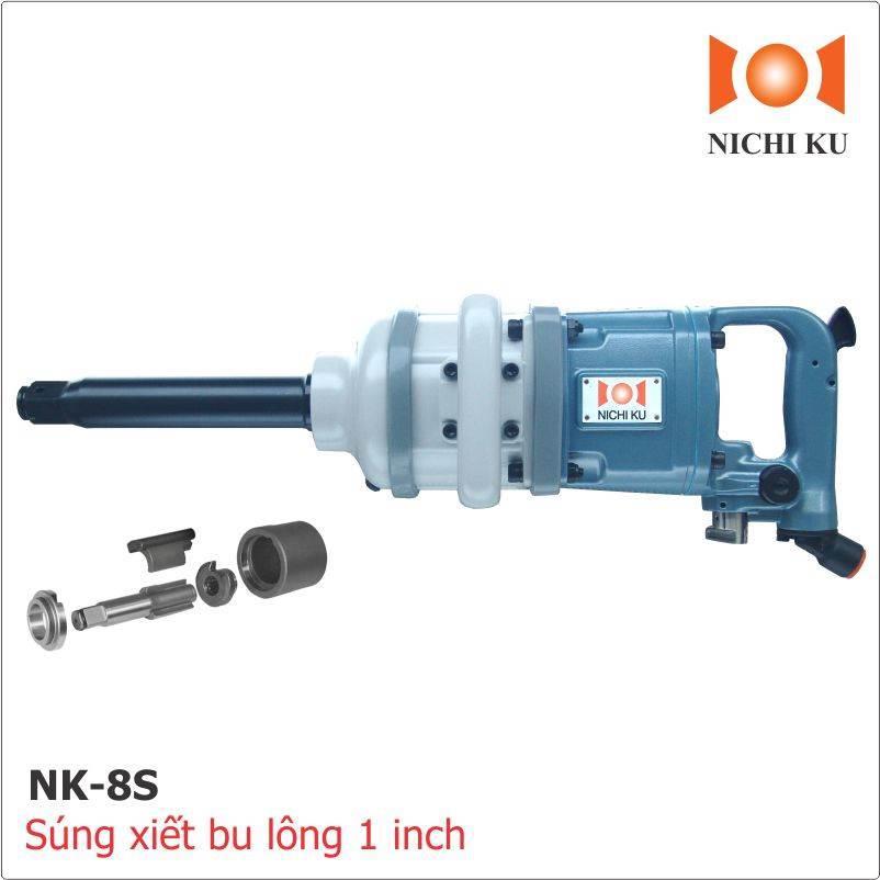 Súng xiết bulông 1 inch Nichi ku NK-8S