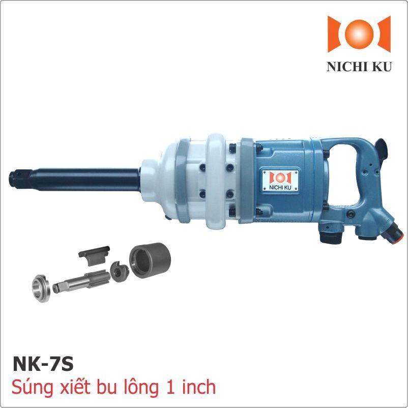 Súng xiết mở tắc kê 1 inch Nichi ku NK-7S