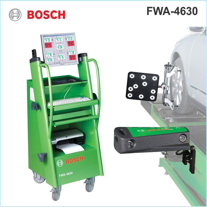 Thiết bị kiểm tra góc đặt bánh xe BOSCH FWA-4630