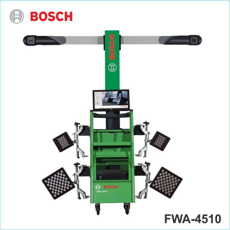 Thiết bị cân chỉnh góc đặt bánh xe BOSCH FWA-4510