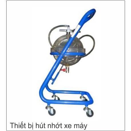 Thiết bị hút nhớt xe máy HN-08