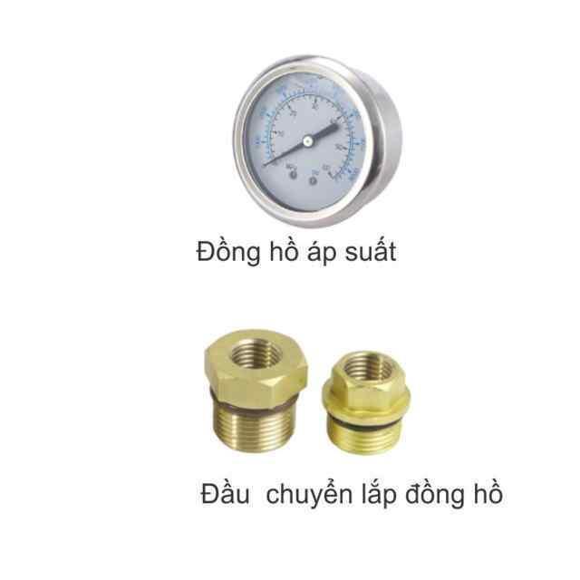 Đồng hồ áp suất