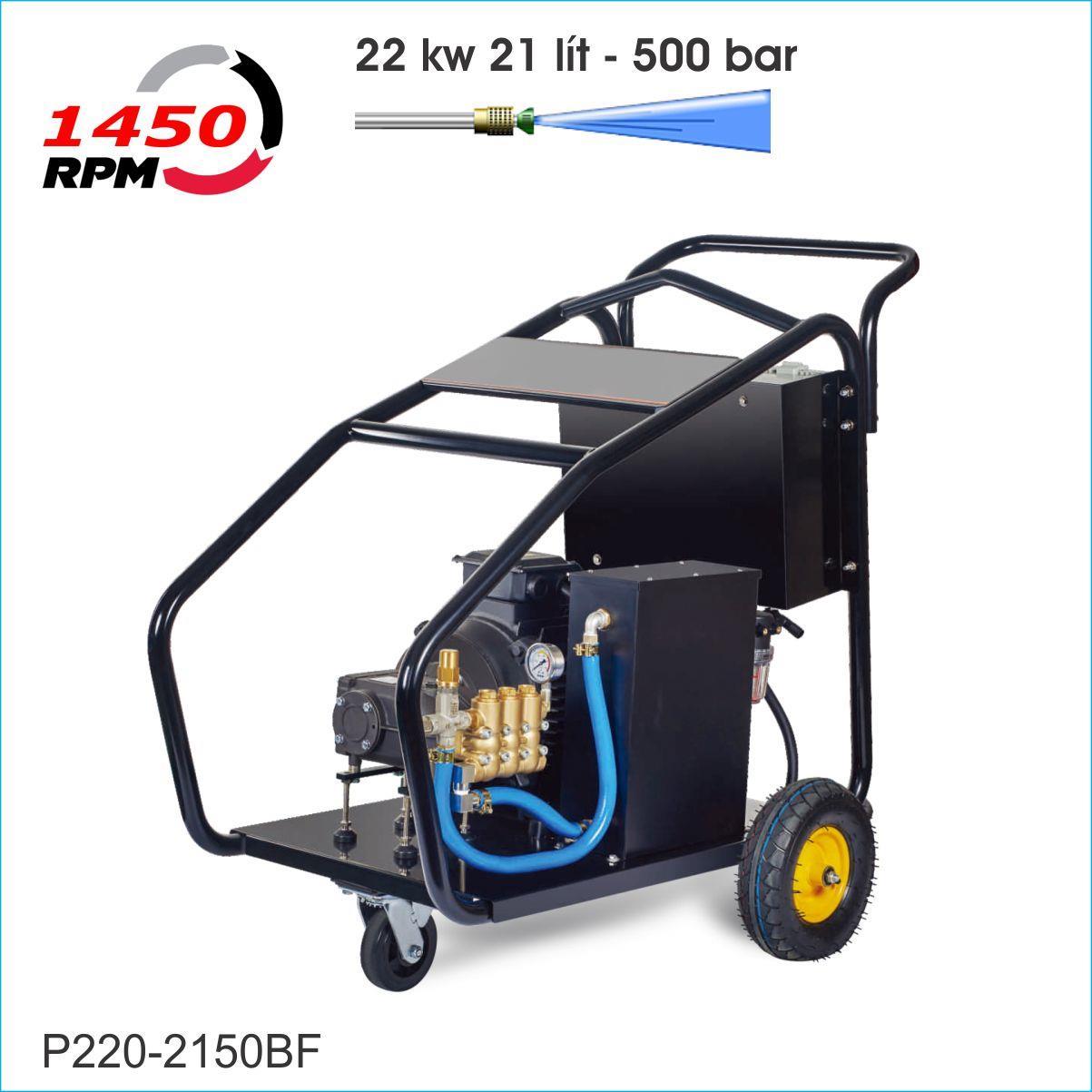 Máy phun rửa cao áp PROJET P220-2150BF