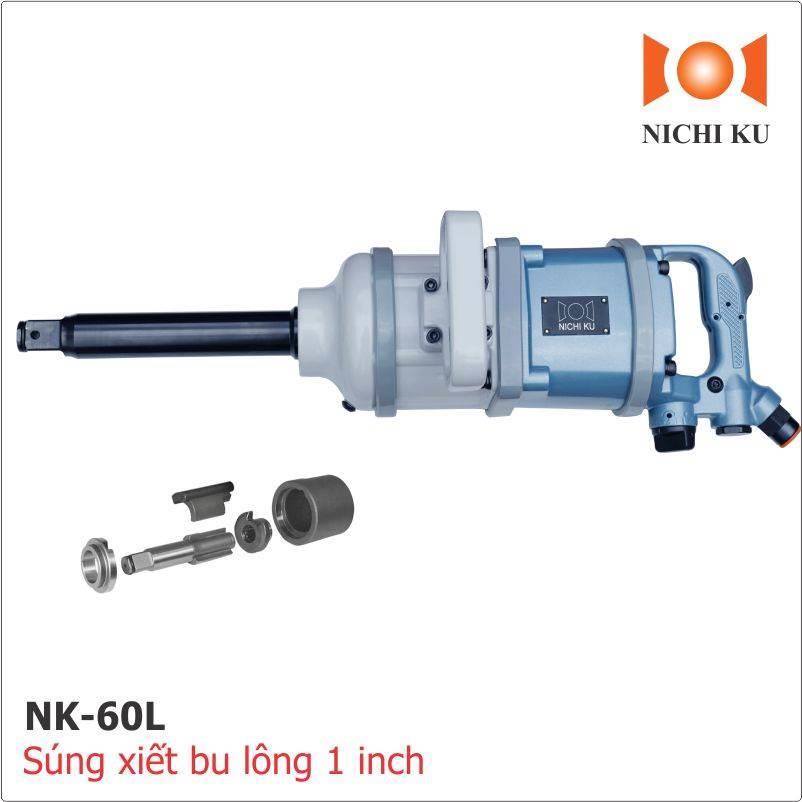 Súng xiết bulông 1 inch Nichi ku NK-60L