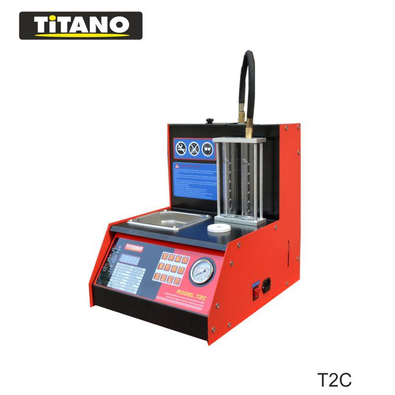 Thiết bị kiểm tra béc phun xăng điện tử FI-T2C