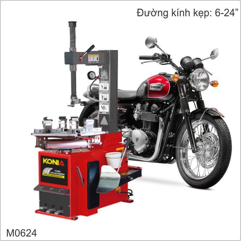 Máy ra vào lốp xe máy, xe tay ga M0624