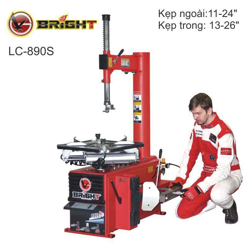 Máy ra vào lốp mâm to Bright LC-890S