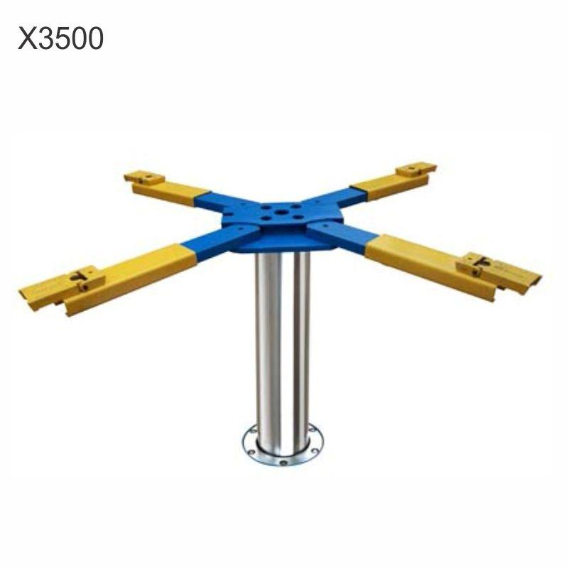 Cầu nâng rửa xe chữ X - X3500
