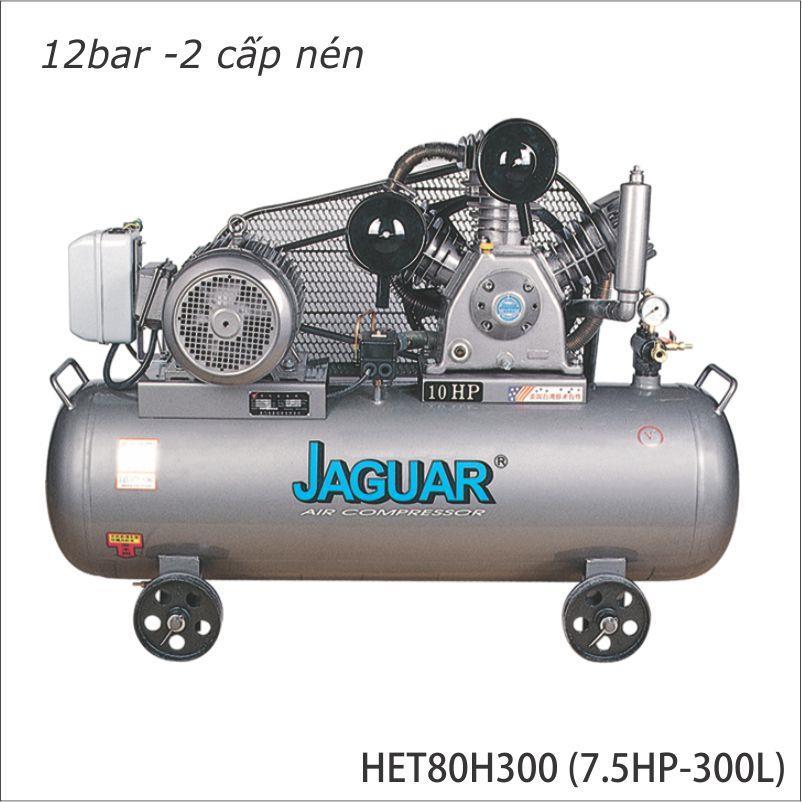 Máy nén khí 2 cấp 7.5HP - HET80H260